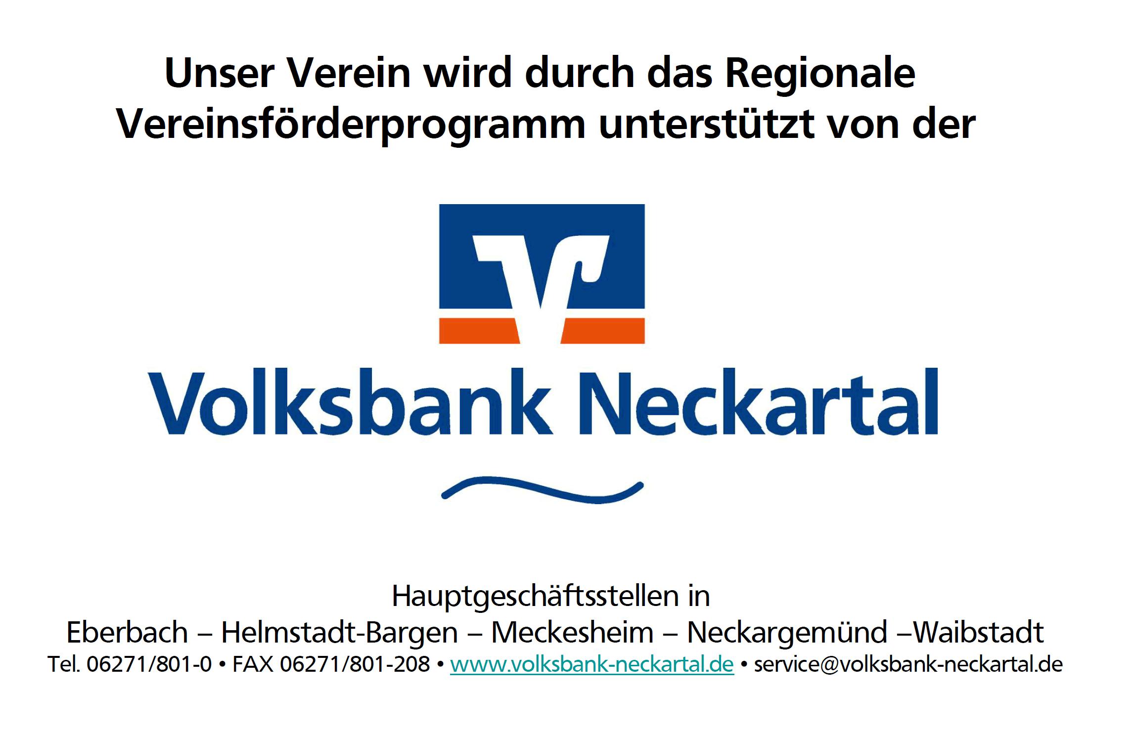 Volksbank Neckartal
